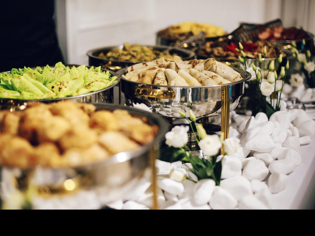 Get the finest catering ever- from the popular asian catering in london