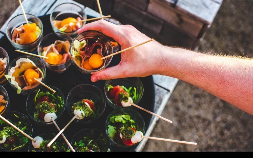 Catering trends- healthy and transform catering